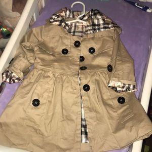 Other - Toddler spring coat